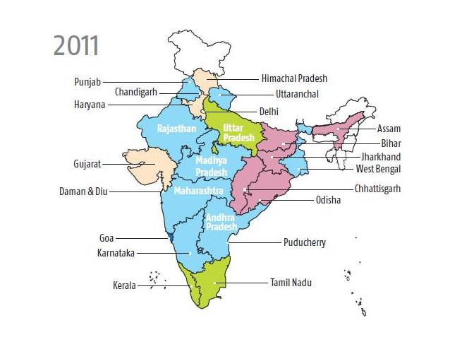 Water access is a priority for most states